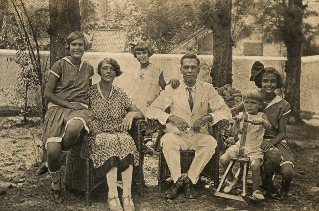 Familie Boekhoven, Sidoardjo