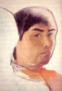 Herbert van Rheeden, zelfportret (1971)