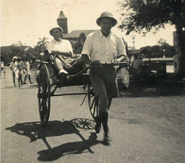 """Madras 1934: """"Henk Westra en Kick"""""""