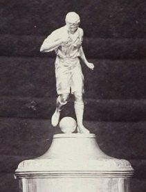 Voetbalbeker Bandoeng (detail)