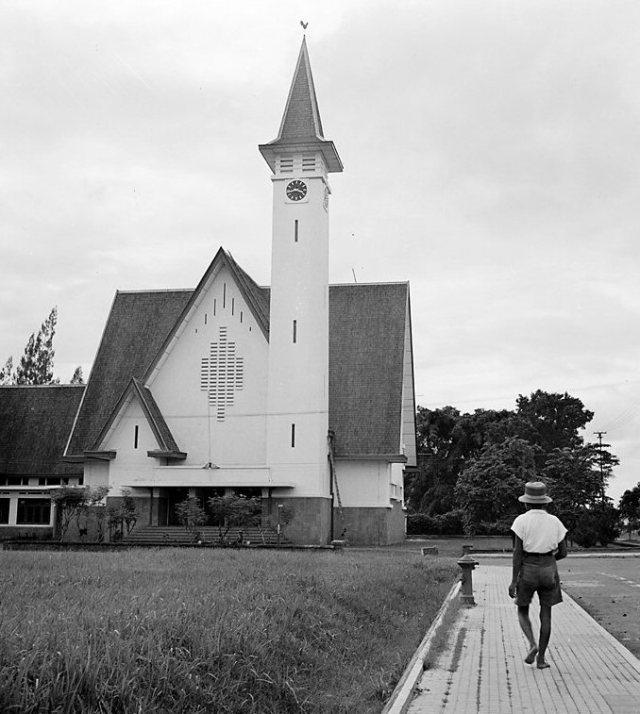 Nassaukerk Batavia (NA/Cas Oorthuis)