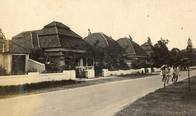 Soerabaja, Ketabang Kali, Huize Zieck