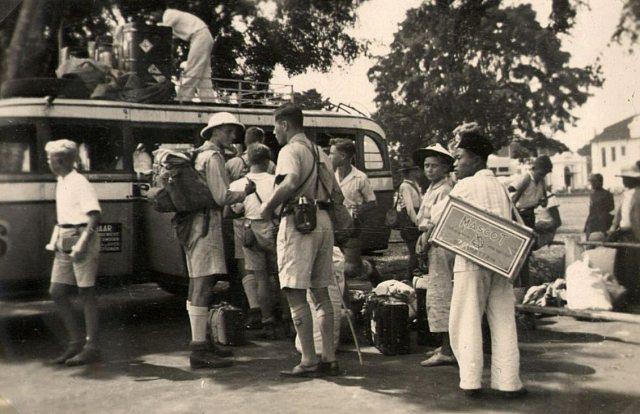 VCJB: thuiskomst uit het kamp (1939)