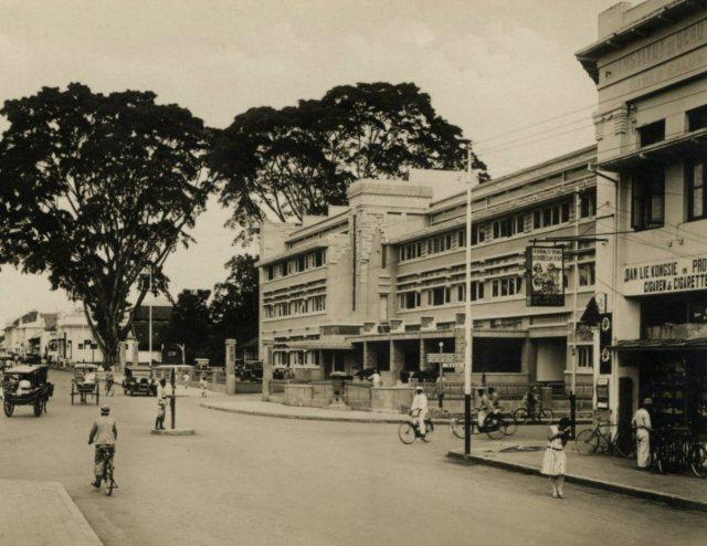 Preanger Hotel, ca. 1930