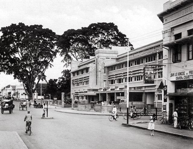 Preanger Hotel Bandoeng, ca. 1950