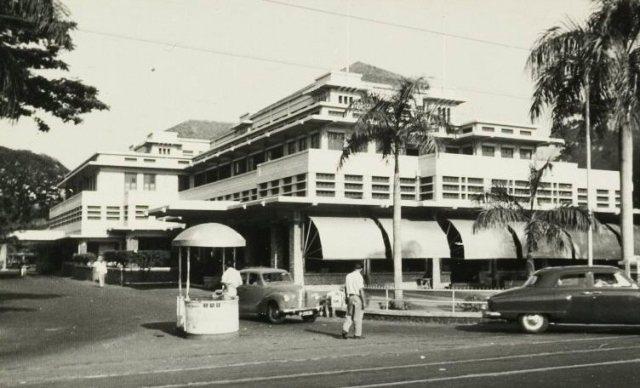 Hotel Des Indes, ca. 1953