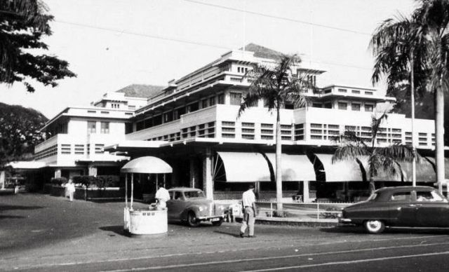 Hotel Des Indes, Batavia