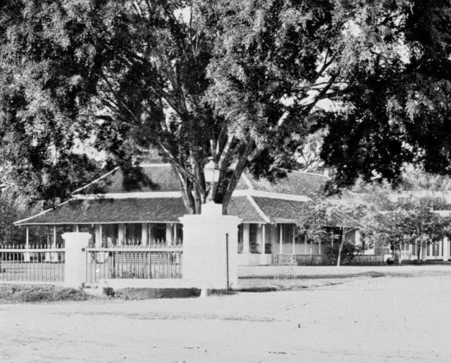 Koning Willem III-school, Salemba, Batavia