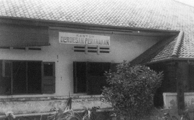 Kantor Oeroesan Peranakan (KOP), Rijswijk, Batavia.