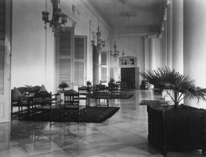 Paleis, interieur
