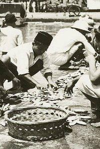 Pasar Ikan, Batavia