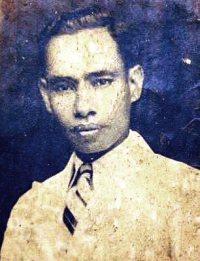 sgt. J.A. Pattinama