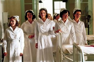 Verpleegsters in film Pearl Harbor (2001)