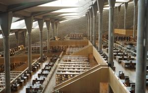 De bibliotheek van Alexandrië