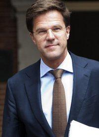 Minister-president M. Rutte