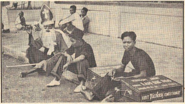 Sint in Soerabaja, 1938 (vervolg).