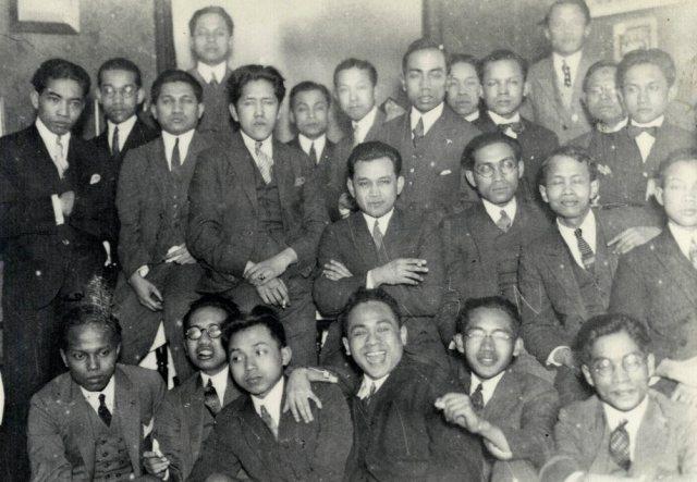 Perhimpunan Indonesia, ca. 1927.
