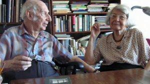 Leo Vroman en Tineke Sanders, 2009