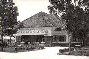Het zeemanshuis, ca. 1950.