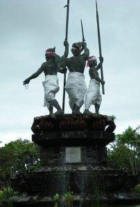 Monument puputan, Denpasar
