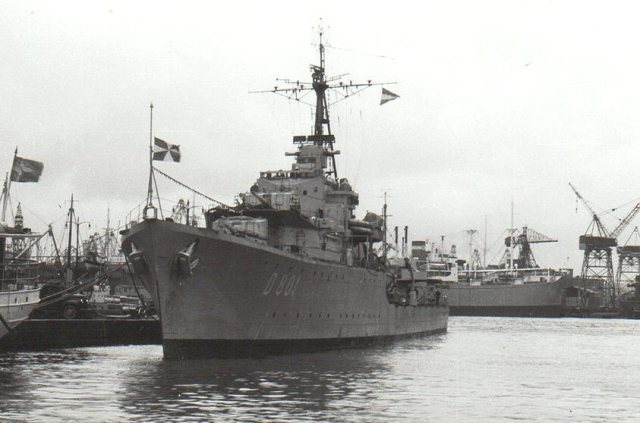 Hr. Ms. Banckert (1950)