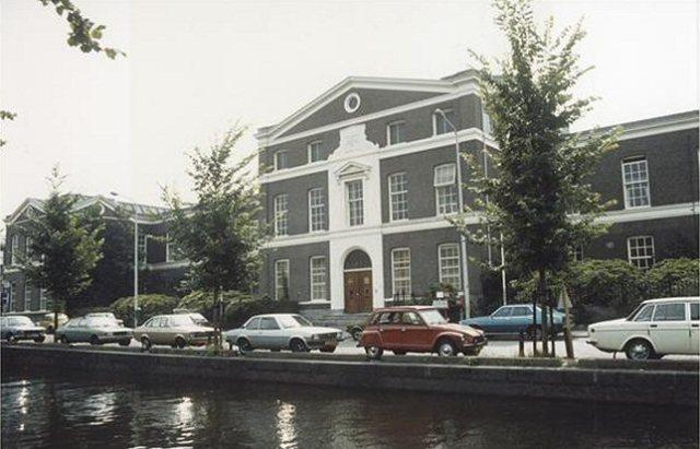Het Bureau Japanse Uitkeringen, Hooftskade 1, Den Haag