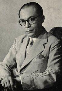 Mohammed Hatta (1908-1980)