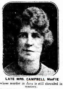Mrs. Campbell MacFie