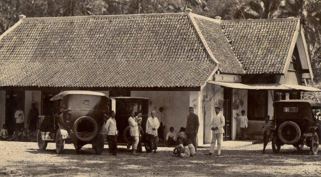 Krakal, badhuis