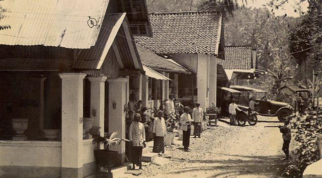 Badhotel Krakal, ca. 1925