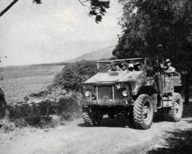 Nederlandse militairen op Bali