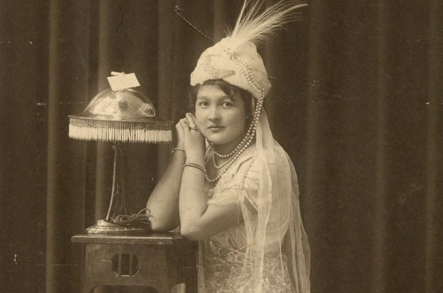 Cornelia Stolsz, 1915