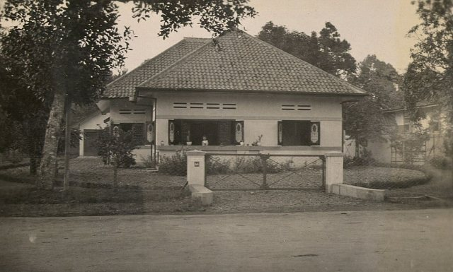 Huize Persijn, Struiswijkstraat 44, Batavia. 1933