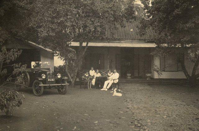 Huize Persijn, Tjiawang, 1926