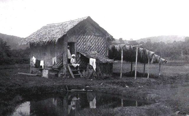 Bilikhuisje bij Fort de Kock