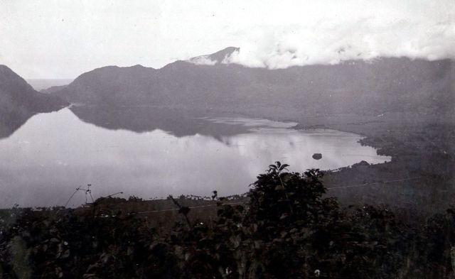 Meer van Manindjan, Fort de Kock