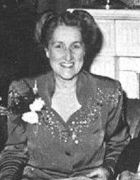 Fie van der Hoop, 1947
