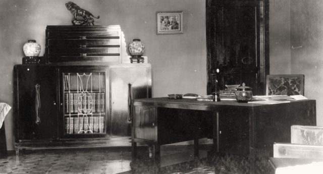 Interieur in Indië