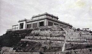 Menoembing, hoofdgebouw, ca. 1929