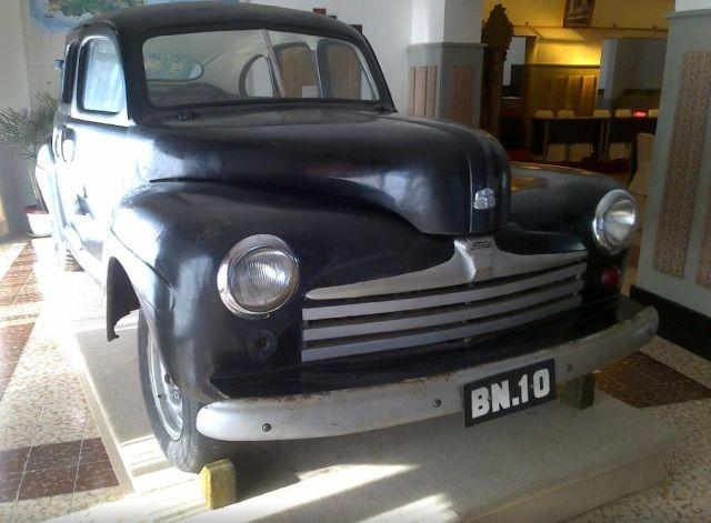 De Ford van Soekarno