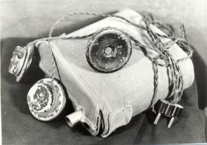 Radio in veldfles