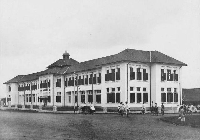 Openbare HBS, Bandoeng