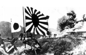 ´Waarom zit die Japanse vlag mij zo dwars?´