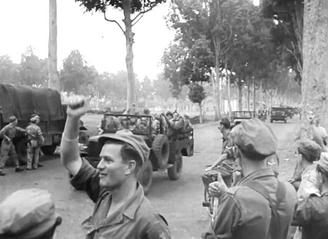 Nederlandse militairen op Java
