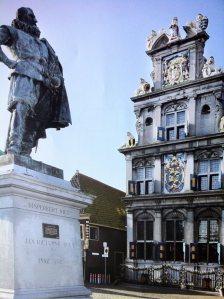 Standbeeld J.P. Coen voor Westfries Museum, Hoorn