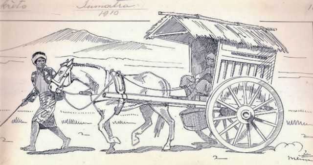 Sumatra, 1910