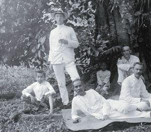 Van Meeteren Brouwer in Indië