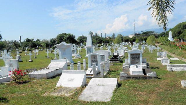 Begraafplaats Peutjut