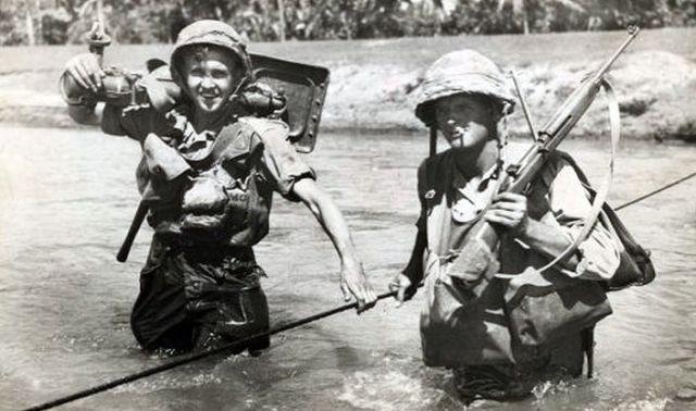 Mariniersbrigade, 1946.
