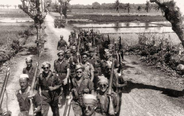 Nederlandse militairen in Indonesië